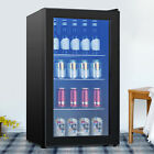 3.1/4.6 CU.FT. Mini Refrigerator Compact Fridge Freezer Cooler Freestanding Home photo