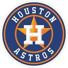 Houston Astros Baseball Sticker Decal for Cornhole Car Pick a size on Ebay