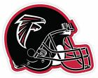 Atlanta Falcons Vinyl Bumper Sticker Decal. Car Cornhole wall. Pick a size. on eBay