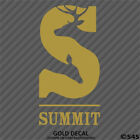 Summit Treestands Hunting/Outdoor Sports Decal Sticker V2 - Choose Color/Size
