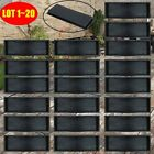 Lot 1~20 Mold Old Wooden Board Concrete Mould Garden Stepping Stone Path Patio image