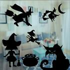 Spooky Witches Halloween Scary Gothic Vinyl Decal Sticker Car Window Wall Art
