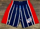 Navy Blue Houston Rockets Mitchell & Ness NBA Men's Swingman Shorts on eBay
