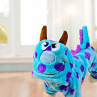 Costumes Cat Dog Cosplay Cartoon Dragon Warm Outwear Flannel Pet Clothes 5 Sizes