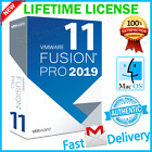 VMWARE FUSION 11 PRO MAC 🔑LIFETIME LICENSE🔑OFFICIAL 🔥FAST EMAIL DELIVERY🔥 📩