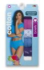 Fruit of the loom Women's Tagless 100% Cotton Brief Panties (Value Packs)