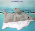 Kit the Great White Shark Fluffy Hot Water Bottle Cover - Cute, Cuddly & Unique