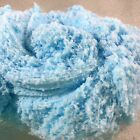 "SLIME ""Sky Blue"" CLOUD Fluffy Soft Snow Size 2 4 6 8 oz Container Handmade Scent"