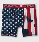 Marvel THE PUNISHER ~ Themed BOXER BRIEFS ~  Men's  S  M  XL ~ NWT