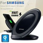 Original Qi Wireless Fast Charger Stand Pad For Samsung Galaxy Note9 S9 S8 + S7