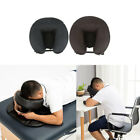 Massage Table Headrest Pillow Face Down Cradle Cushion Sleeping Rest Kit