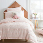 New Kids by Pillow Talk Lola Pink Quilt Cover Set