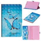For Amazon Kindle Fire HD 8 2018 HD 10 Tablet Leather Case Magnetic Stand Cover