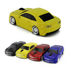 Portable Chevrolet 2.4Ghz Wireless USB car mouse optical PC Laptop MAC Mice LED
