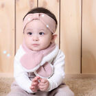 Lovely Kids Baby Girls Toddler Warm Winter Scarf Fleece Wrap Shawl G