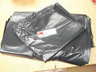 COMPACTOR RUBBISH REFUSE  SACKS BLACK HEAVY DUTY PACKS OF 5 10 15 AND 25