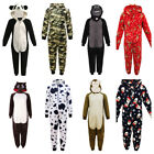 Unisex Children Boys Girls Animal Character Costume 1Onesie1 Nightwear Pyjamas