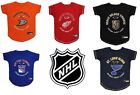 NHL hockey Dog / Cat T-Shirt NHL Pet Apparel XS-XL