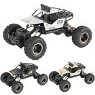 New 1/16 4WD RC Cars Scale Drive Rock Crawler Off-road Remote Control Truck