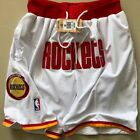 Houston Rockets Vintage NBA Basketball Shorts Men's Pants NWT Stitched on eBay