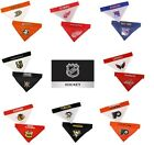 NHL hockey Dog / Cat Reversible Bandanas SM/MD & LG/XL Multiple Teams U PICK $13.86 USD on eBay