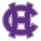 ncaa0862 Holy Cross Crusaders HC logo Die Cut Vinyl Graphic Decal Sticker NCAA