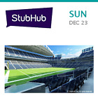 Kansas City Chiefs at Seattle Seahawks Tickets - Seattle