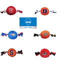 NCAA Basketball Rope Toy for your DOG  Multiple Teams U PICK