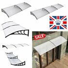 Door Window Canopy Roof Awning Porch Front Back Shade Shelter Patio Rain Decor