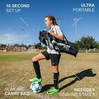 POP UP Soccer Goal | Portable Training Soccer Goal | Quick Set-Up & Carry bag