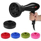 Portable Folding Collapsible Silicone Hair Blow Dryer Diffuser