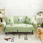 Spandex Slipcovers Sofa Cover Protector for 1 2 3 4 seater oAUr Cute Girl xnh