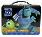 Внешний вид - Monsters University Mike and Sully Square Tin Stationery or Small Lunch Box