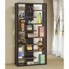 Coaster Furniture Cappuccino Bookcase with Floating Shelves