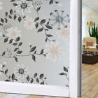 Frosted Privacy Static Home Decoration Window Door Glass Tint Film Sheet G