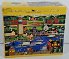 1000 Pieces MEGA Brands boat parade by Artist Heronim Jigsaw Puzzle (2006)