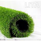 Lita 5.5Ft X 6.5Ft Realistic Deluxe Artificial Grass Synthetic Thick Lawn Turf C