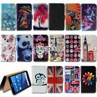 Leather Smart Stand Wallet Case Cover For Various BLU Advance Phones
