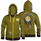 JINX Overwatch Ultimate Junkrat Zip-Up Hoodie