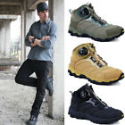 Men Lace up Military Combat Boots Non-slip Hiking Tactical Shoes Winter Sneakers
