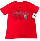 YOUTH SIZE ST LOUIS CARDINALS (MAJESTIC) MLB RED TEE T SHIRT SIZES S M L XL NEW
