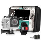 Action camera 4K Sports Ultra HD DV 16MP 1080p 60fps + Accessory Bundle <br/> Satisfaction Guaranteed - Fast Free Shipping!