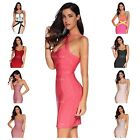 Meilun Women's Celebrity Bandage Bodycon Dress Strap Party Pencil Dress