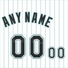 Baseball Florida Marlins 1993-2001 White Jersey Customized Number Kit un-sewn on Ebay