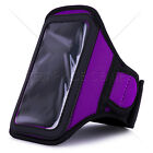 Neoprene Sport Running Gym Workout  Armband Pouch For Samsung Galaxy Note 8 9