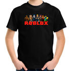 Roblox Gang Kids T-shirt, Children Computer Game Tee Size 2-16