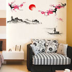 New Asian Oriental Style Wall Art Stickers Mural Decals Home Vinyl Decorative