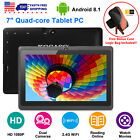 "10.1'' 9"" Inch Tablet PC Android Quad Core 16GB/8GB HD WIFI Dual Camera WiFi"