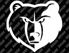 Memphis Grizzlies Decal FREE US SHIPPING on eBay