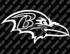 Baltimore Ravens v2 Decal FREE US SHIPPING on eBay
